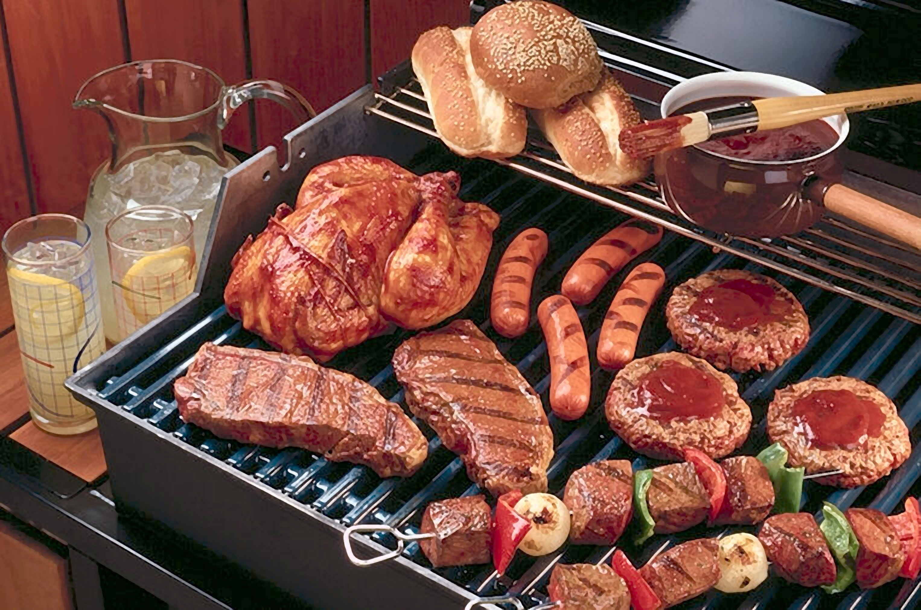The Top Ten Must Have BBQ Foods