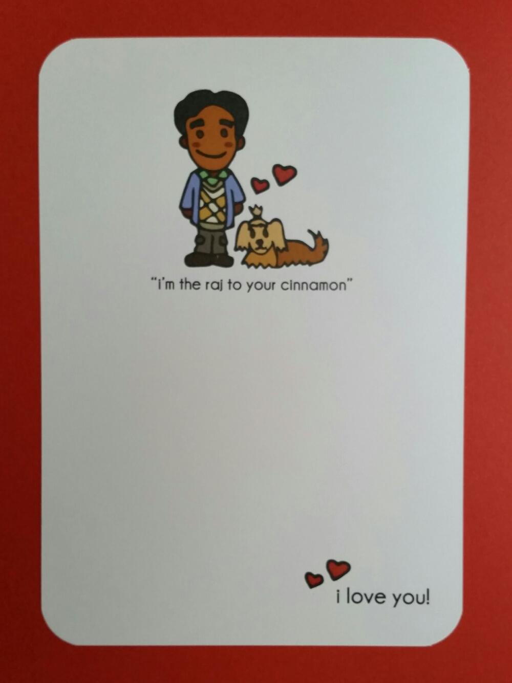 valentine – Big Valentine Card